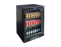 Single Glass Door Display Bar Fridge - LG138HC