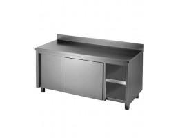 Kitchen Tidy Workbench Cabinet with Splashback - DTHT-1200 B-H