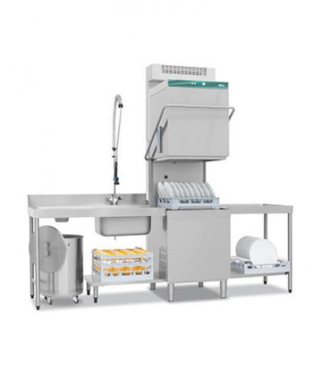 Eswood SW900X Professional Pass Through Dishwasher & Glasswasher