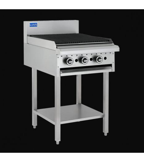Chargrill - 600mm Char & Shelf - BCH-6C
