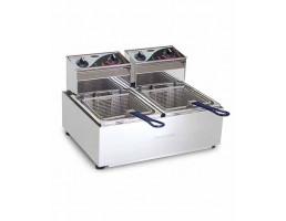 Double Pan Counter Fryer 5 Litre Capacity - F25
