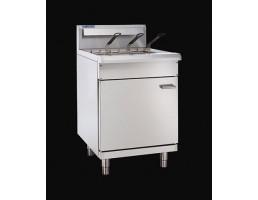 Gas Fryer - 3 Baskets V-pan - FV-60