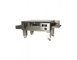 Pizza Oven Direct Gas Fired Conveyor Oven PS670G WOW