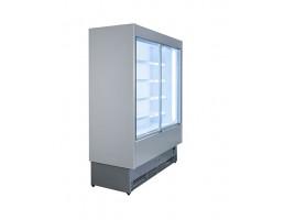 Open Display Fridge with Glass sliding doors VS80 150CA