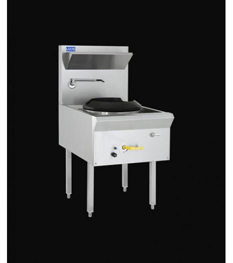 Waterless Wok - 1 Chimney Burner WL-1C