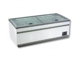 Supermarket Island Freezer / Chiller - 630 Litre