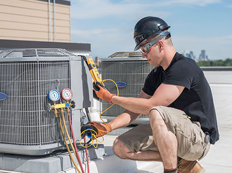 Commercial Air Condition