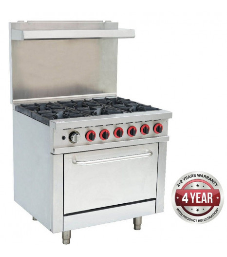 Gbs6t Burner With Oven 2