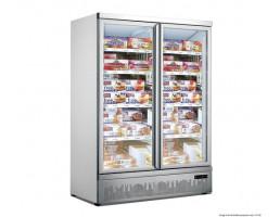 Two Glass Door Supermarket Freezer LG1000GBMF