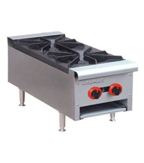 Gas Cook top 2 burner with Flame Failure