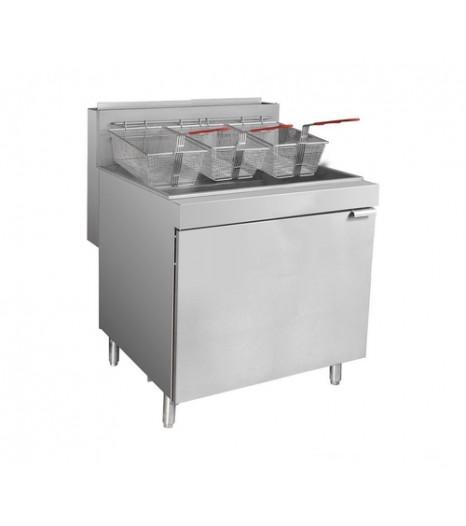 Fryer 3 baskets RC500E