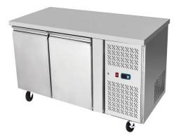 2 Door Underbar Freezer 1360mm
