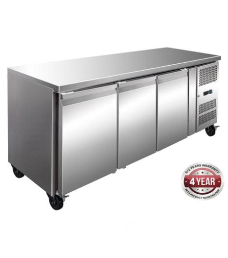 3 Door Underbar Freezer - FE3100BT