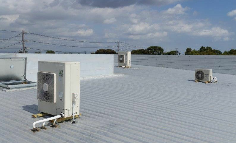 Commercial Air Conditioning Small