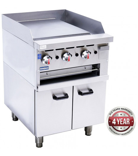 Gas Griddle Toaster With Cabinet Ggs 24