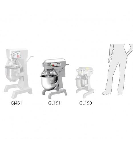 Gl191 Mixer Dims Lineup
